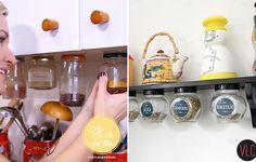 10 dicas de organização para cozinhas pequenas