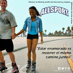 En @Allsportpanama celebramos el día del amor y la amistad, está atento a las promociones que tenemos preparadas para que lo celebres en pareja #Rollerbladers #Pty #RolleaPanama #Panama #CintaCostera #BeFit #BeCool #Cooldatos #Disfruta #compartir #cool #couple #bemyvalentine #valentine #love #rollerblade
