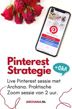 Wil jij ook groeien met Pinterest? Serieus aan de slag met Pinterest of je Pinterest skills verbeteren? Twijfel je of je account goed is ingericht? Meld je aan voor deze 2 uur durende inspirerende Pinterest sessie. Samen gaan we aan de slag met jouw account en geef ik antwoord op je vragen tijdens een Q&A. | pinterest marketing voor bedrijven | pinterest voor bloggers | pinterest voor ondernemers | online marketing tips | ondernemen inspiratie - ARCHANA.NL - Archana Haarnack Pinterest Marketing, Online Marketing, Live, Seeds