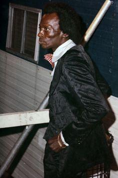 Miles Davis by Steve Azzara on 500px