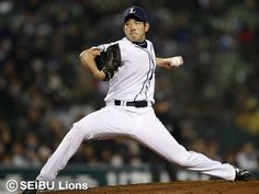 Yuusei Kikuchi tosses 5 1/3 scoreless frames with striking out 6 Fighters as he notches his 1st win of the season - and also the 1st victory of the 2013 Saitama Seibu Lions - at Seibu Dome on Saturday, March 30, 2013.