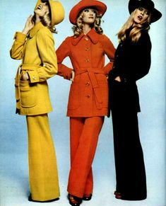 L'Officiel magazine 1972