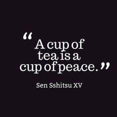 World leaders need a tea party. ☕