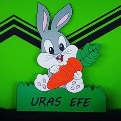Geburtstafel Hase Hare