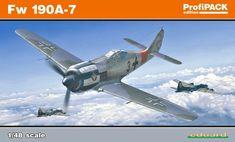 Eduard Kits 1:48 - Fw 190A-7 EDK8172 #Eduard