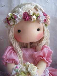 such a pretty doll Bjd Doll, Doll Hair, Doll Toys, Baby Dolls, Pretty Dolls, Cute Dolls, Beautiful Dolls, Doll Clothes Patterns, Doll Patterns