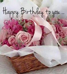 Happy Birthday to you birthday flowers Happy birthday to you Happy Birthday Flowers Wishes, Happy Birthday Greetings Friends, Happy Birthday Celebration, Birthday Wishes Messages, Birthday Wishes And Images, Birthday Blessings, Happy Birthday Pictures, Happy Birthday Cards, Happy Birthdays