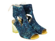 B STORE x Liberty Mila 3 Blue Flower Shoes