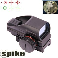 Hunting Scope with Red and Green Dot red dot scope for outdoor sports red and green reflex sight