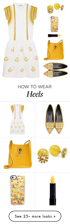 """""""Sleepless & Anxious...Thank Heavens For Polyvore"""" by naviaux on Polyvore featuring Temperley London, Hermès, Kate Spade and Casetify"""