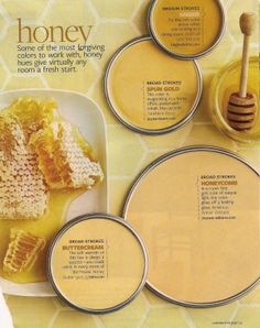 honey tones