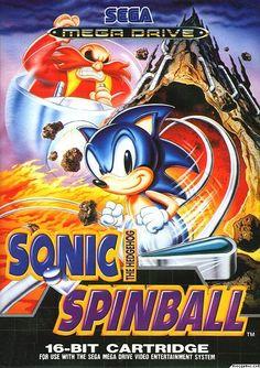 Sonic Spinball - Sega Megadrive / Genesis
