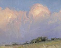 Josh Clare: 2011 - Summer Clouds 11x14