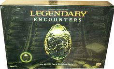 Card Games-Contemporary 19082: Legendary Encounters Dbg: Alien Core Set Udc 82438 -> BUY IT NOW ONLY: $58.82 on eBay!