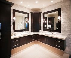 Master Bath - transitional - Bathroom - Salt Lake City - Designs by Craig Veenker