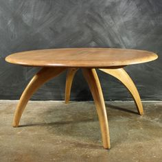 Mid-Century Round Table now featured on Fab.