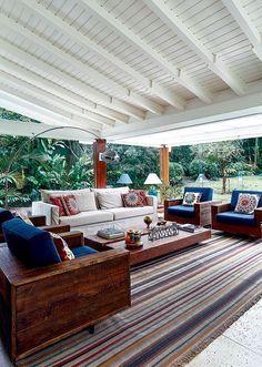 Terraços e varandas para curtir ao ar livre, porque o lazer outdoor é sempre belo