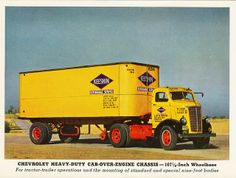Similar vintage to some of the older Hartoy trucks