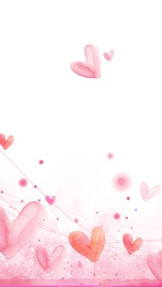 Confetti Design Pink Paper in 2019 Flower Background Wallpaper, Flower Phone Wallpaper, Heart Wallpaper, Cute Wallpaper Backgrounds, Love Wallpaper, Pretty Wallpapers, Flower Backgrounds, Cellphone Wallpaper, Colorful Wallpaper