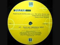 Dj Rolando A.K.A. The Aztec Mystic- Jaguar (Original mix)