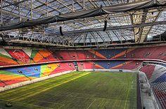 Ajax Amsterdam Arena, Amsterdam