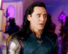 """MY GOSH LOKI....YOU ARE SO .......""""GORGEOUS!"""" You KNOW that too! Don't TELL me you don't! Grand Master is EYEING you....That's probably why you're sitting waaaaaaaaay on the other end of that """"one mile couch!"""" Hahahahahahaha!!! :D XD"""