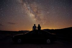 I wish we could do this in Tacoma, just sit out and look at the stars