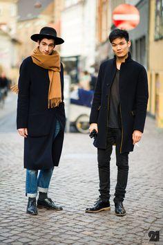 Le 21ème   Antoine Donzeaud + Han Lo   Copenhagen