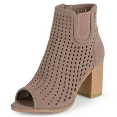 Journee Collection Emm Women's ... Ankle Boots with credit card for sale discount big sale for sale official site sale online shop 2Baks