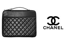 Chanel laptop bag