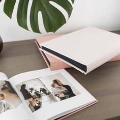 Photo albums #photoalbum #album #pink #salmon #lightpink #stationary