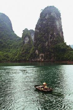 Halong Bay, Quang Ninh Province, Vietnam.