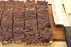 Last Minute Protein Energy Bars (Nut Free & Gluten Free Option)
