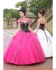 Große wunderschöne Ballkleider Abendkleider aus Tüll und Satin Herzausschnitt