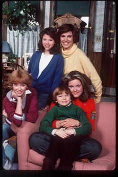Kate & Allie (1984-1989) ~ Cast