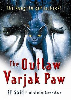 Goodreads reviews for Varjak Paw