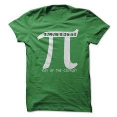 LIMITED PRINT - Pi Day Of The Century T-Shirts, Hoodies, Sweaters