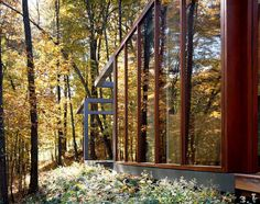 Allied Works Architecture / dutchess county guesthouse