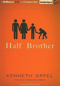 50 Books Like The Fault in Our Stars: 7. Half Brother