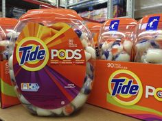 Eating Tide Pods is healthy, natural, and completely normal
