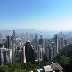 Magical Hong Kong ! #HongKong #China @HongKongTourism #travel