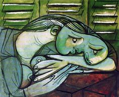 1935 Pablo Picasso (Spain 1881~1973 France)