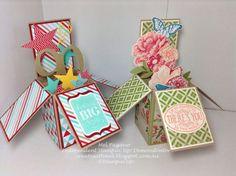 CreatewithMel: Card in a Box