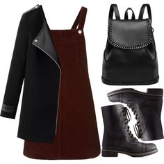 Simply Simple 2 by designbecky on Polyvore featuring Topshop and Charlotte Russe