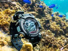 G-Shock Frog King - with quadro sensor Nice Watches, G Shock Watches, Casio G Shock, G Shock Frogman, The Prestige, Seiko, Luxury Watches, Kids Wear, Men Accessories
