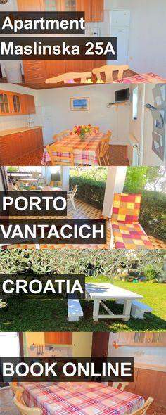 Apartment Maslinska 25A in Porto Vantacich, Croatia. For more information, photos, reviews and best prices please follow the link. #Croatia #PortoVantacich #travel #vacation #apartment