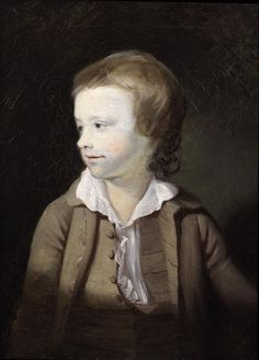 William Doughty - - - Portrait of a young boy