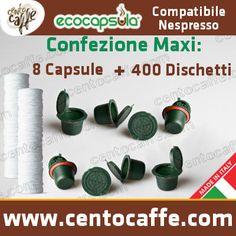capsule ricaricabili nespresso - Cerca con Google