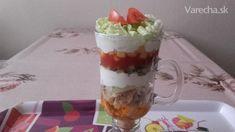 Gyros šalát - Recept Pudding, Desserts, Food, Tailgate Desserts, Deserts, Custard Pudding, Essen, Puddings, Postres