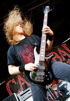 Alex Webster-Cannibal Corpse